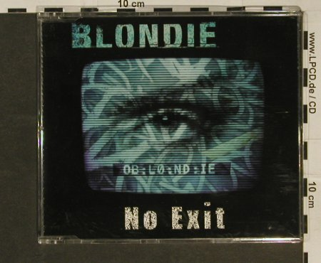 Blondie: No Exit*3, Beyond(), EU, 99 - CD5inch - 97042 - 2,50 Euro