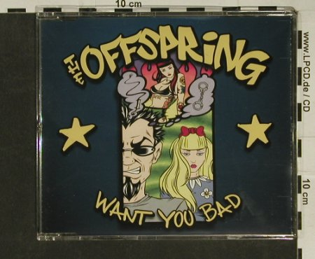 Offspring: Want you Bad,Promo,1 Tr., Columbia(), A, 00 - CD5inch - 97118 - 2,50 Euro