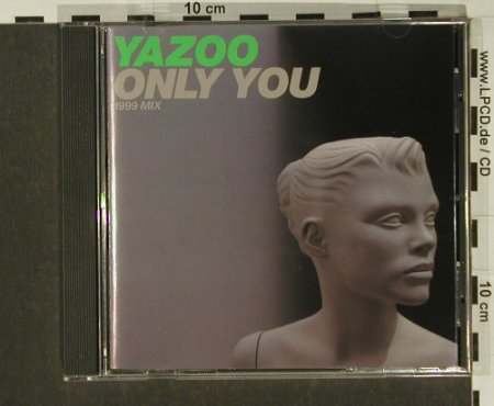 Yazoo: Only You '99 mix Version+2, Mute(CDYAZ5), EU, 99 - CD5inch - 97222 - 3,00 Euro