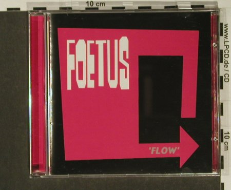 Foetus: Flow, Ectopic(), EU, 01 - CD - 97230 - 10,00 Euro