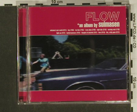 Suimasen: Flow, Partners and Crime(D&L 006), NL, 2001 - CD - 97401 - 7,50 Euro