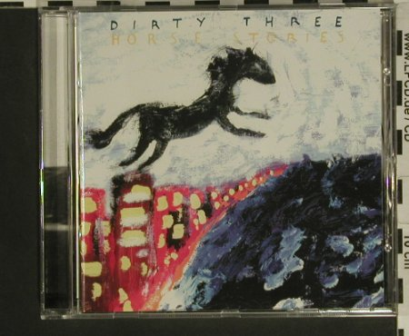Dirty Three: Horse Stories, Big Cat(131.3156.2), EU, 1996 - CD - 97572 - 7,50 Euro