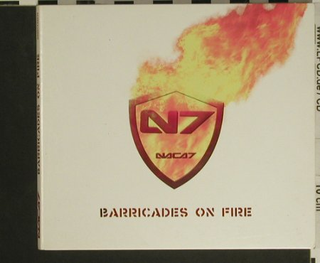 Naca7: Barricades on Fire, Digi, Acute Music(), , 2005 - CD - 97579 - 7,50 Euro