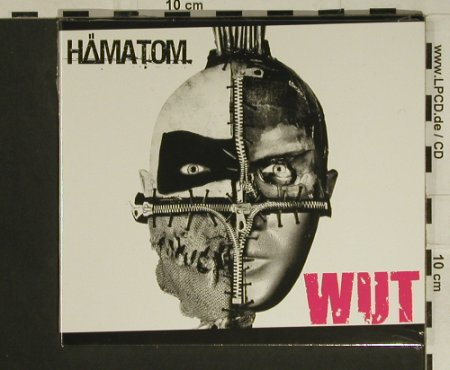 Hämatom: Wut, Digi, FS-New, Megapress(), , 2008 - CD - 97610 - 10,00 Euro