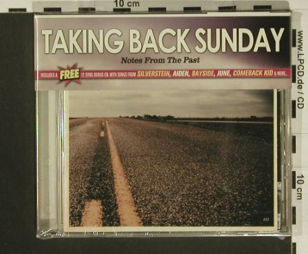 Talking Back Sunday: Notes from the Past, FS-New, Victory(), US, 2004 - CD - 97614 - 10,00 Euro