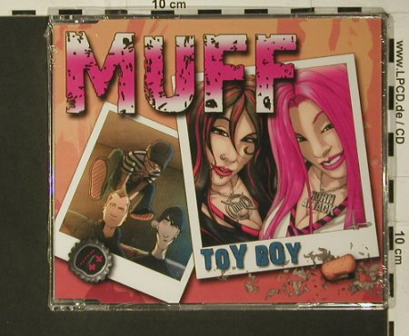 Muff: Toy Boy +2 , FS-New, Wolverine(WRR 134), EU, 2007 - CD5inch - 97644 - 4,00 Euro