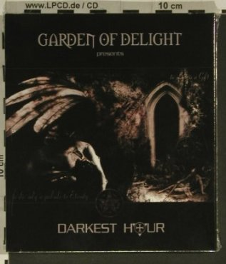 Garden Of Delight: Darkest Hour, Digi, FS-New, Soul Food(), EU, 2007 - CD - 97647 - 11,50 Euro