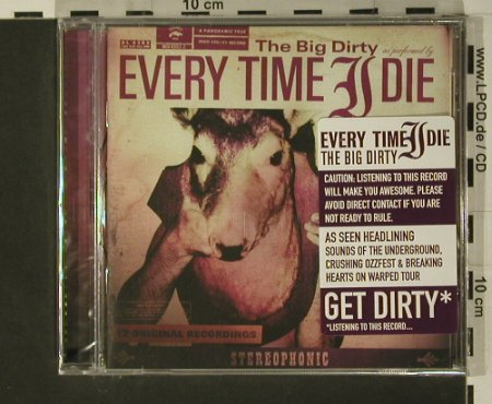 Every Time I die: The Big Dirty, FS-New, Ferret Music(), , 2007 - CD - 97692 - 10,00 Euro