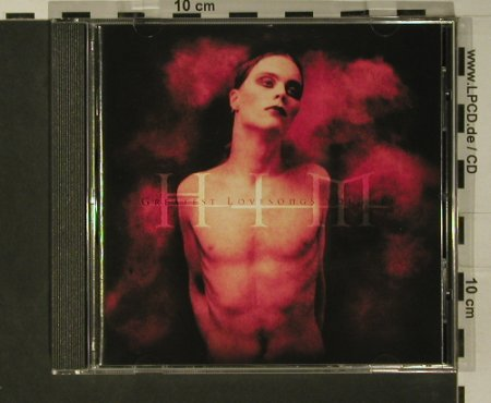 Him: Greatest Lovesongs Vol.666, Supersonic(022), EU, 1998 - CD - 97824 - 10,00 Euro