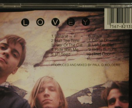 Lemonheads: Lovey, Atlantic(), D, 1990 - CD - 97832 - 5,00 Euro