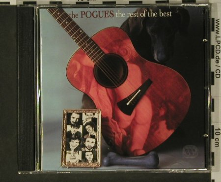 Pogues: Rest Of The Best, WEA(), D, 1992 - CD - 97898 - 7,50 Euro