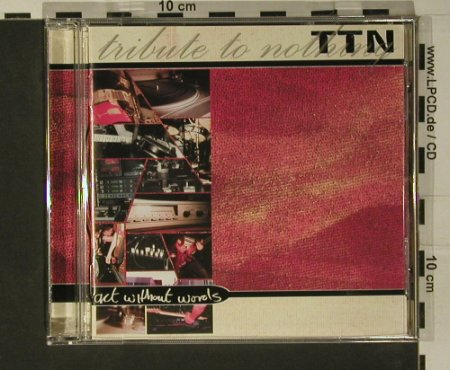 Tribute To Nothing: Act without words, Lockjaw(), , 2002 - CD - 97927 - 7,50 Euro