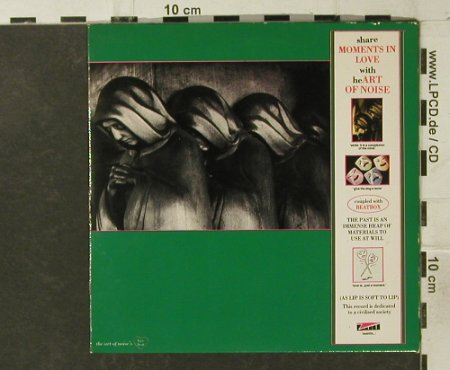 Art Of Noise: Moments In Love*2+2, Digi, Island/ZTT(651 757), D, 1984 - CD5inch - 98034 - 10,00 Euro
