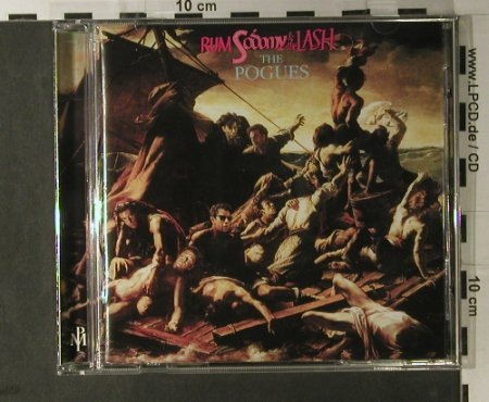 Pogues: Rum,Sodomy & The Lash(85),18Tr., WEA(), D, 2004 - CD - 98209 - 10,00 Euro
