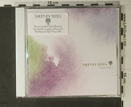 Taken By Trees: Open Field, FS-New, RoughTrade(RTRADcd403), EU, 2007 - CD - 98214 - 10,00 Euro
