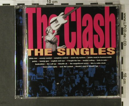Clash: The Singles(93), Columbia(495353 2), A, 1999 - CD - 98236 - 10,00 Euro
