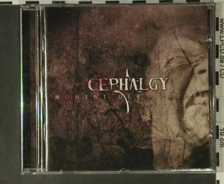 Cephalgy: Moment Der Stille, Out Of Line(OUT 241), D, 2006 - CD - 98359 - 7,50 Euro