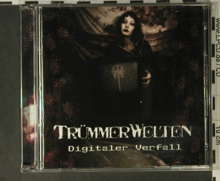 Trümmerwelten: Digitaler Verfall, Fear Section(Fear 015/016), D, 2004 - 2CD - 98360 - 10,00 Euro