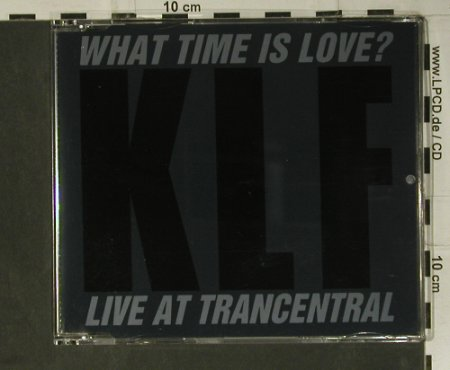 KLF: What Time Is Love*3, Blow Up(825.789), D, 1990 - CD3inch - 98452 - 4,00 Euro
