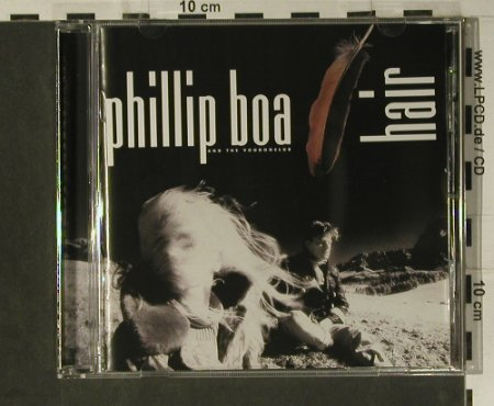 Boa,Phillip & Voodoo Club: Hair(89), +7 Bonus Tr., Polydor(), D, 2006 - CD - 98554 - 10,00 Euro
