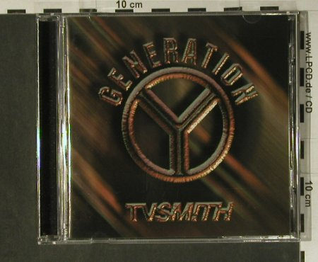 TV Smith: Generation Y, feat.Tote Hosen, JKP(16), D, 1998 - CD - 98589 - 10,00 Euro