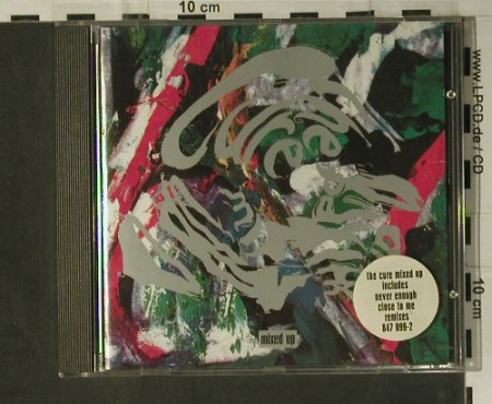 Cure: Mixed Up, Fiction(847 099-2), D, 1990 - CD - 98733 - 7,50 Euro
