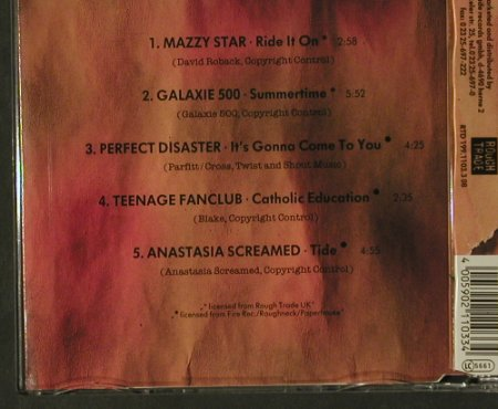 V.A.A Special Edition: Mazzy Star,Galaxie500..., Rough Trade(RTD 199.1103.3), , 5Tr., 1989 - CD3inch - 98774 - 4,00 Euro