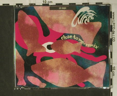 Cure: Close To Me+2 ,Closer Mix, ficcd36, Fiction(879 147-2), D, 1990 - CD5inch - 98781 - 5,00 Euro