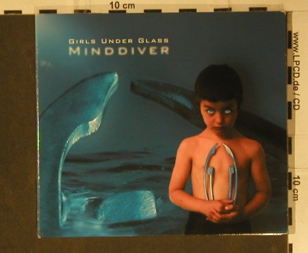 Girls Under Glass: Minddiver, Digi, Aragon Rec.(009), , 2001 - CD - 98933 - 7,50 Euro