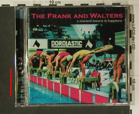 Frank and Walters: A Renewed Interested In Happy, fif Records(FICD003), , m / vg+, 2006 - CD - 98959 - 7,50 Euro