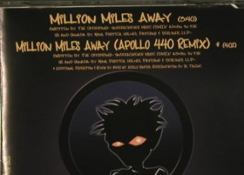 Offspring: Million Miles Away*2, Promo, Columbia(), A, 2001 - CD5inch - 98977 - 4,00 Euro