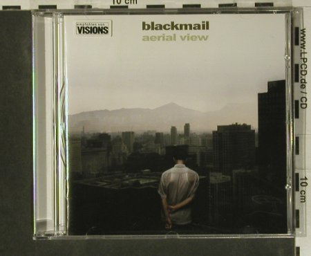 Blackmail: Aerial View, City Slang(), , 2006 - CD - 99063 - 10,00 Euro