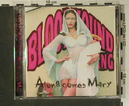 Bloodhound Gang: Along Comes Mary+3+video, Geffen(), D, 1999 - CD5inch - 99093 - 3,00 Euro