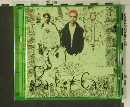Green Day: Basket Case+3, Reprise(), D, 1994 - CD5inch - 99094 - 2,50 Euro
