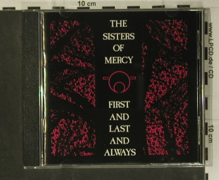 Sisters Of Mercy: First And Last And Always(85), WEA(240 616-2), D, 1988 - CD - 99100 - 11,50 Euro