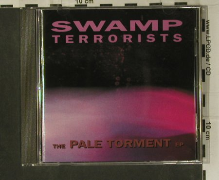 Swamp Terrorists: The Pale Torment EP, Sub/Mission(2820-2), EU,  - CD - 99144 - 7,50 Euro