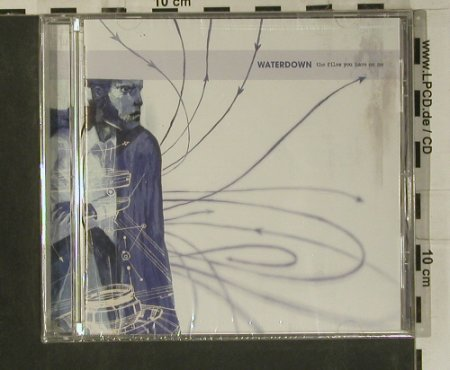Waterdown: The Files You Have On Me,co, FS-New, Victory(VR 193), US, 2003 - CD - 99147 - 7,50 Euro