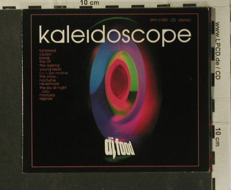 Dj Food: Kaleidoscope, Digi, Ninja Tune(zen 47), UK,  - CD - 99198 - 10,00 Euro