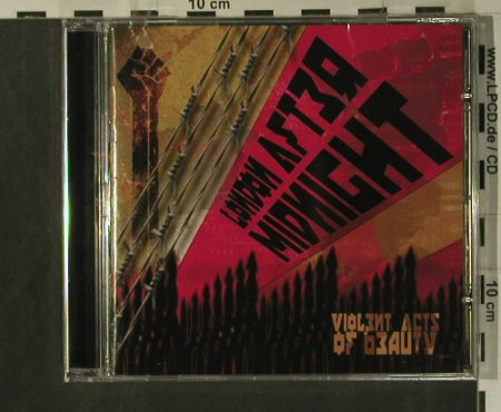London After Midnight: Violent Acts of Beauty, FS-New, Trisol(), EU, 2007 - CD - 99333 - 10,00 Euro