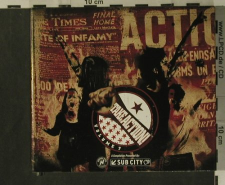 V.A.Take Action!: Vol. 7 , Digi, Sub City(), EU, 2008 - CD/DVD - 99345 - 10,00 Euro