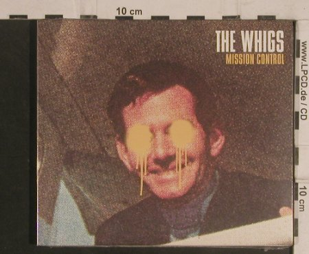 Whigs: Mission Control, Digi, FS-New, ATO Records(ATO 0051), EU, 2008 - CD - 99517 - 3,00 Euro
