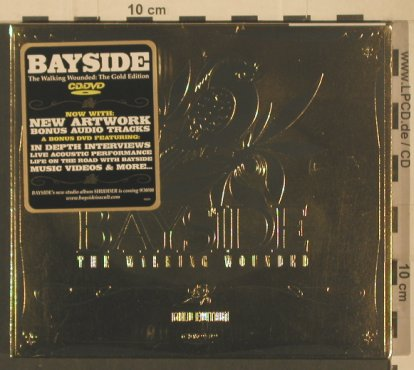 Bayside: The Walking Wounded, FS-New, Victory(VR455), , 2008 - CD/DVD - 99624 - 10,00 Euro