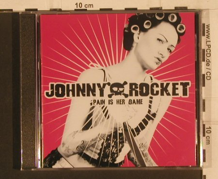 Johnny Rocket: Pain is her Game, FS-New, Wolverine(WRR 142), D, 2008 - CD - 99635 - 10,00 Euro