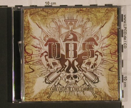 DBS: Only Dbs Is Pure Bodybilly, FS-New, Trisol(TRI 343 CD), EU, 2008 - CD - 99655 - 10,00 Euro