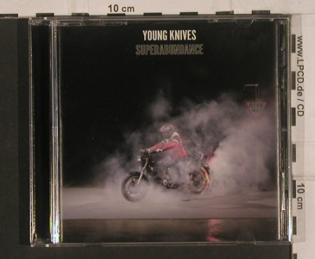 Young Knives: Superabundance, Warner(), EU, 2008 - CD - 99693 - 7,50 Euro
