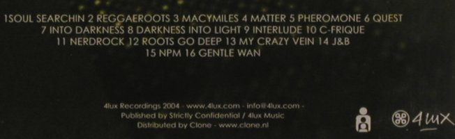 Flowriders: Starcraft, FS-New, 4lux(003cd), , 2004 - CD - 99803 - 5,00 Euro