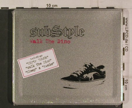Substyle: Walk the Dino, FS-New, Fire!Fire!Fire!(), , 2008 - CD - 99868 - 7,50 Euro
