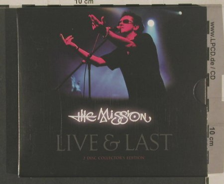 Mission: Live & Last, Digi, eYeswIDESsHut Recordings(EWSR009), EU, 2009 - 2CD - 99993 - 7,50 Euro