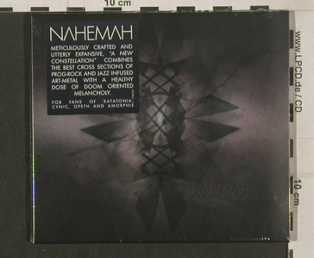 Nahemah: A New Constellation, Digi, FS-New, Lifeforce(), , 2009 - CD - 80006 - 10,00 Euro