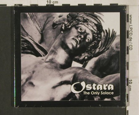 Ostara: The Only Solace, Digi, FS-New, Trisol(TRI 358), EU, 2005 - 2CD - 80035 - 7,50 Euro
